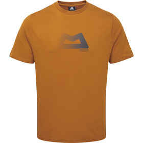 Mountain Equipment Halftone Tee Herren pumpkin spice